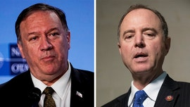 Mike Pompeo accuses Adam Schiff of running 'kangaroo court,' putting America's safety at risk