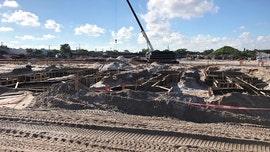 Beckham's stadium complex for Inter Miami taking shape
