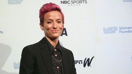 Megan Rapinoe enjoys whirlwind, focuses on soccer pay fight