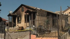 San Diego man who said he tried saving relatives from fire is arrested in their deaths