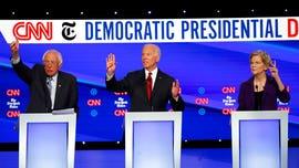 Greg Gutfeld and Juan Williams pick their Democratic presidential debate's winners and losers