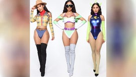 Fashion Nova's sexy 'Toy Story'-inspired costumes sell out