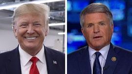Rep. McCaul: 'Common theme' of Trump envoy's Ukraine interview is 'there's no quid pro quo'