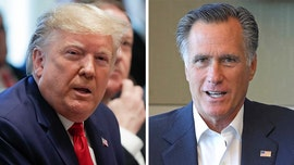 Media showing 'strange new respect' for Mitt Romney after his anti-Trump Twitter account surfaces, Howard Kurtz says