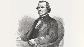 Who was the first president to be impeached? New documentary on Andrew Johnson