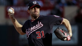 Nationals take 2-0 NLCS lead over Cardinals as Scherzer takes no-hitter into 7th