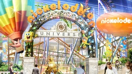 Nickelodeon Universe theme park to open at New Jersey's American Dream mall