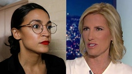 Ingraham: AOC's endorsement of Bernie is about laying groundwork for future presidential run