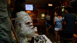 Georgia museum devoted to Bigfoot