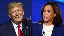 Kamala Harris says Trump combines 'worst of' Richard Nixon and George Wallace