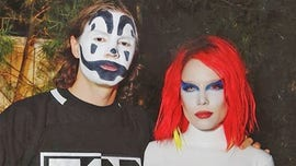 Halsey and Evan Peters are Instagram official for Halloween