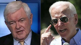 Newt Gingrich: Joe Biden is in a 'mess' that won't be easy to get out of