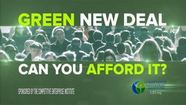Group using Dem debate to debut ad campaign about 'skyrocketing' costs of 'Green New Deal'