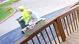 Missouri sanitation worker caught on camera helping 88-year-old woman with dementia