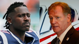 NFL Commissioner Roger Goodell on Antonio Brown investigation, return to football: I'll 'let you know'