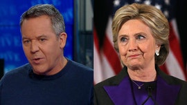 Greg Gutfeld says Hillary Clinton is missing a friend to talk her out of another White House run