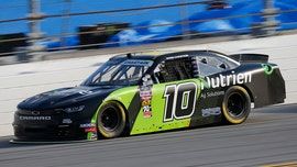 NASCAR team back on track after scary truck crash