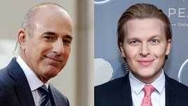 Ronan Farrow recalls Matt Lauer's response after telling NBC anchor he was working on 'sexual harassment' story