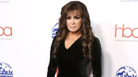 Marie Osmond 'chipped off a piece' of kneecap in scary Las Vegas concert spill