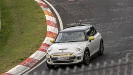 Electric MINI to set Nurburgring track record without using brakes