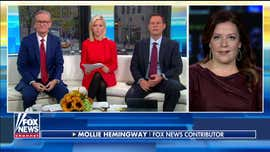 Mollie Hemingway blasts 'embarrassing' media coverage of Ukraine, Dems' impeachment push