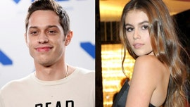Pete Davidson, Kaia Gerber attend 'Let's Make a Poop' podcast event