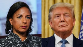Susan Rice claims Trump 'can't stomach strong black women' after confrontation with reporter