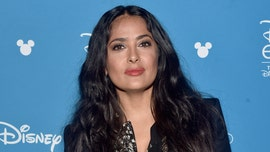 Salma Hayek swears off cosmetic surgery after trying lip injections for movie role