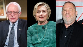 Harvey Weinstein reportedly helped Clinton's 2016 campaign hurt Bernie Sanders