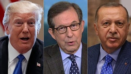 Chris Wallace on Trump brokering Syria cease-fire: The question is whether it's a 'surrender'