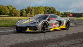 The Corvette C8.R race car's engine is coming to a Chevy dealer near you
