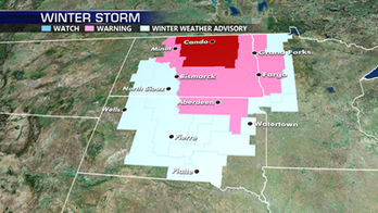 Fire weather danger continues across Southwest; early winter storm drops two feet of snow in northern Plains, Midwest