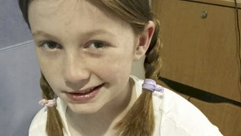Girl, 10, hospitalized after suffering stroke, mom says it was 'completely out of the blue'