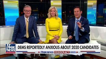 Kilmeade on Dems getting anxious about far-left 2020 field: They're saying 'What planet are you on?!'