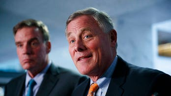 DOJ won't charge Sen. Burr over pre-pandemic stock trades