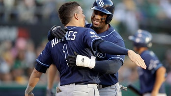 Tampa Bay Rays top Oakland A's 5-1 in AL Wild Card Game, as Yandy Diaz smacks 2 homers