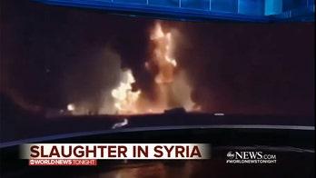 ABC apologizes for mistaking Kentucky gun range video for Turkish bombing of Syria