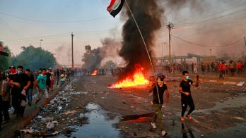 At least 31 dead in Iraq as anti-government protests grip country