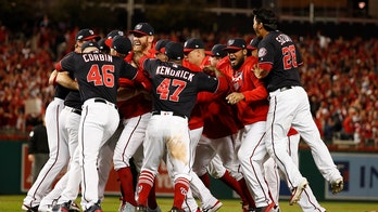 Washington Nationals sweep St. Louis Cardinals for DC's first trip to World Series in 86 years