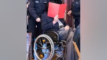 Former Nazi concentration camp guard, 93, on trial in Germany as accessory to more than 5,000 murders