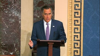 Mitt Romney slams Trump for withdrawing US troops from Syria, says cease-fire 'far from a victory'