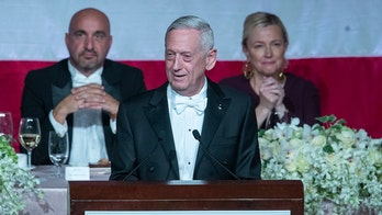 Jim Mattis has fun with Trump's 'overrated' dig: 'I'm the Meryl Streep of generals'