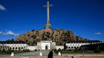 Spanish dictator Francisco Franco to be exhumed on Thursday