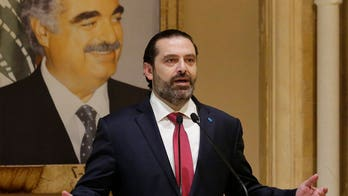 Lebanon's prime minister resigns amid mass protests