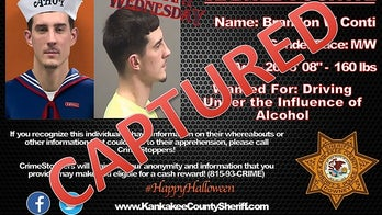 Illinois man surrenders to police after Photoshop costume request