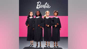 Barbie and Mattel debut Judge Barbie as latest choice for 'Career of the Year' line
