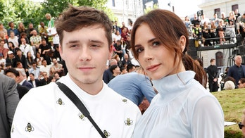 Victoria Beckham's son, Brooklyn, dating a model who looks just like his famous mom