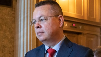 Andrew Brunson, pastor imprisoned in Turkey, opens Senate in prayer, prays over Trump