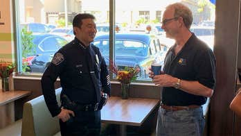 National 'Coffee With a Cop Day' aims to bring communities, police together over a cup of joe