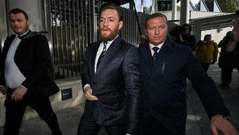UFC star Conor McGregor accused of second alleged sexual assault